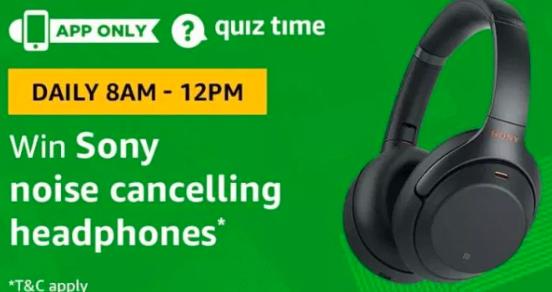 amazon quiz 5 be 2019 answers